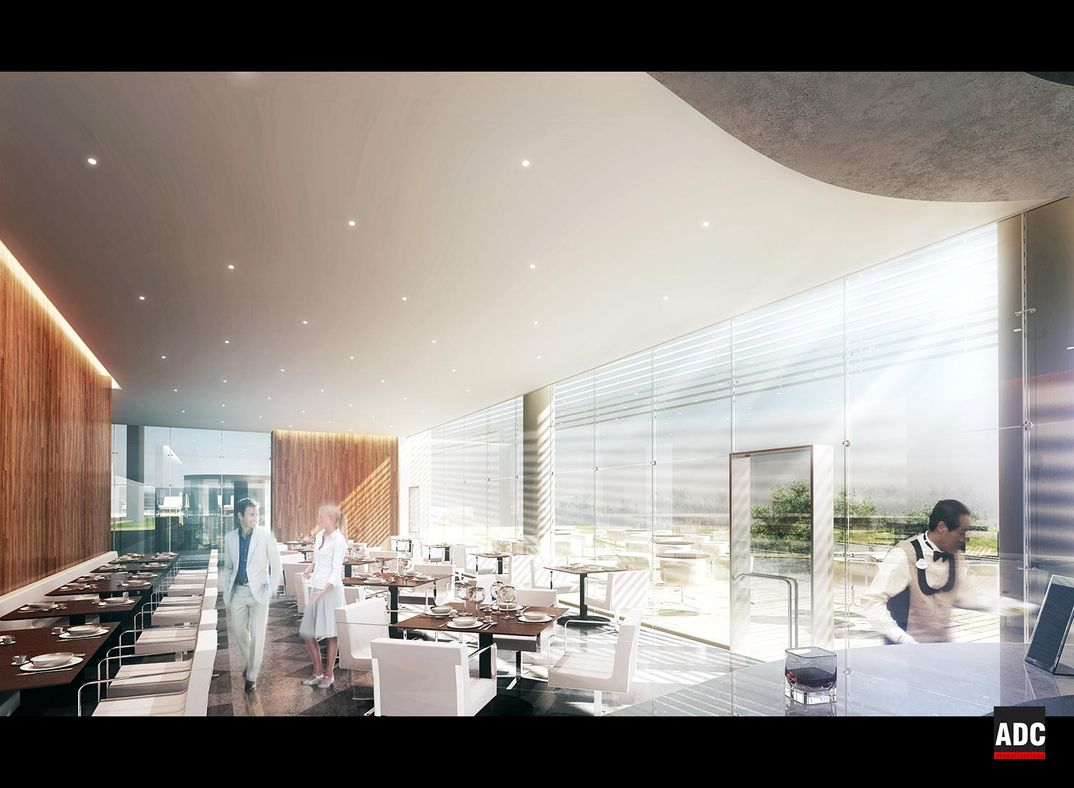 Hotel Tower concept (Concorso)
