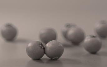 Free 3D Blueberry scene