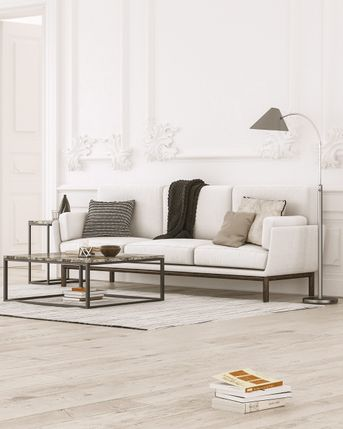 Composition model sofa render vray