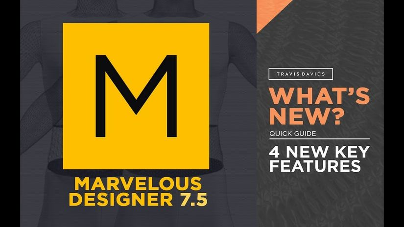 Marvelous Designer 7.5
