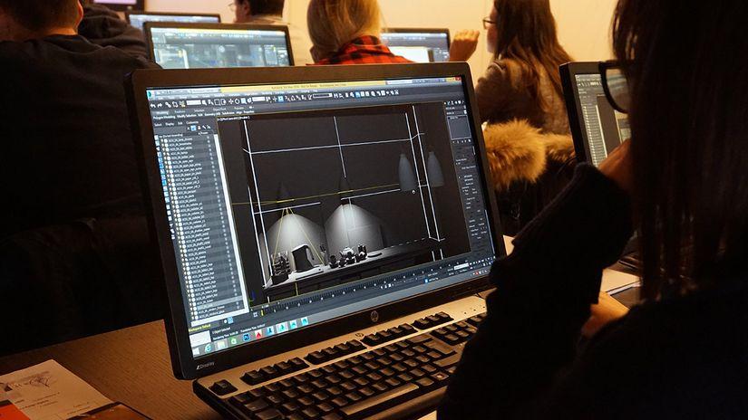 Un Master di Architettura e Design digitale all'insegna dell'innovazione: la proposta di ViFX