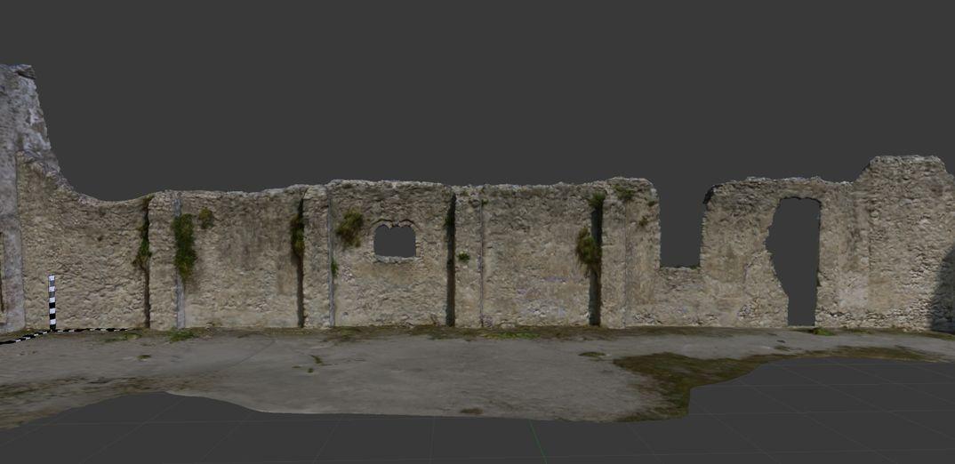 2017/04  Castello Nocera Inferiore, -Italia-  Missione di Rilievo
