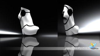 Cyborg shoes
