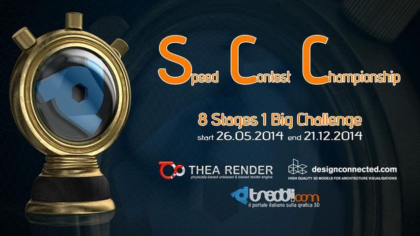 Speed Contest 2014: the RULES