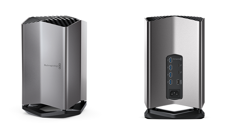 Blackmagic Design annuncia Blackmagic eGPU
