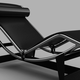 Le Corbusier Chaise Lounge LC4