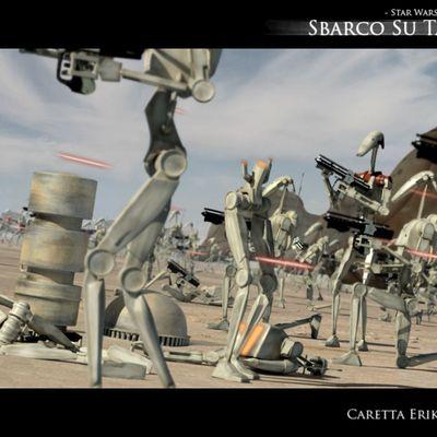 Star Wars - Sbarco Su Tatooine