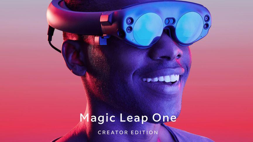 Magic Leap One Creator Edition