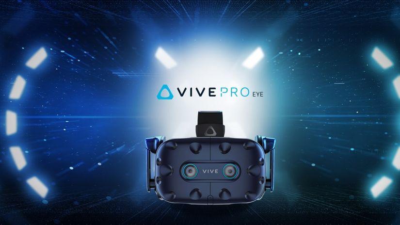 VIVE Pro Eye e VIVE Cosmos - i nuovi visori VR targati HTC VIVE
