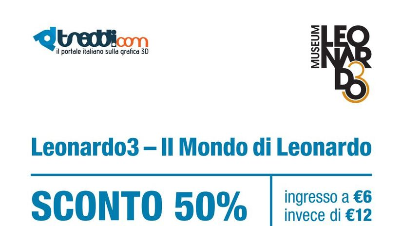 Leonardo3 - intervista a Mario Taddei - parte 1