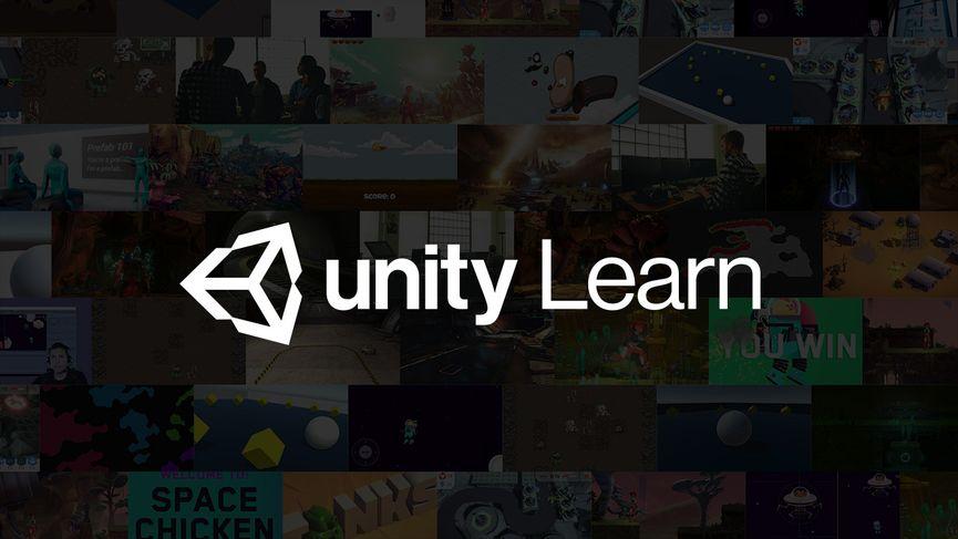 Unity Learn: una piattaforma di apprendimento tutta nuova