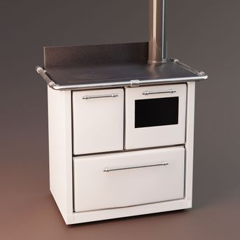 Stove Putage lowpoly