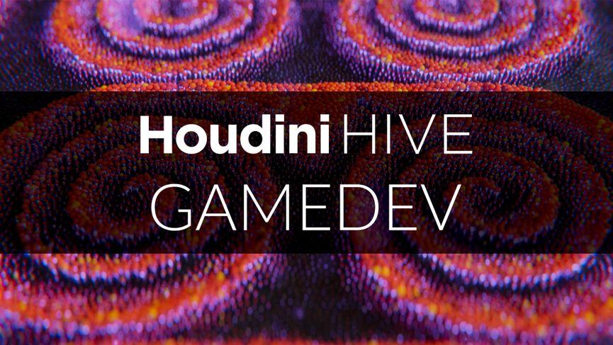 Houdini HIVE gamedev