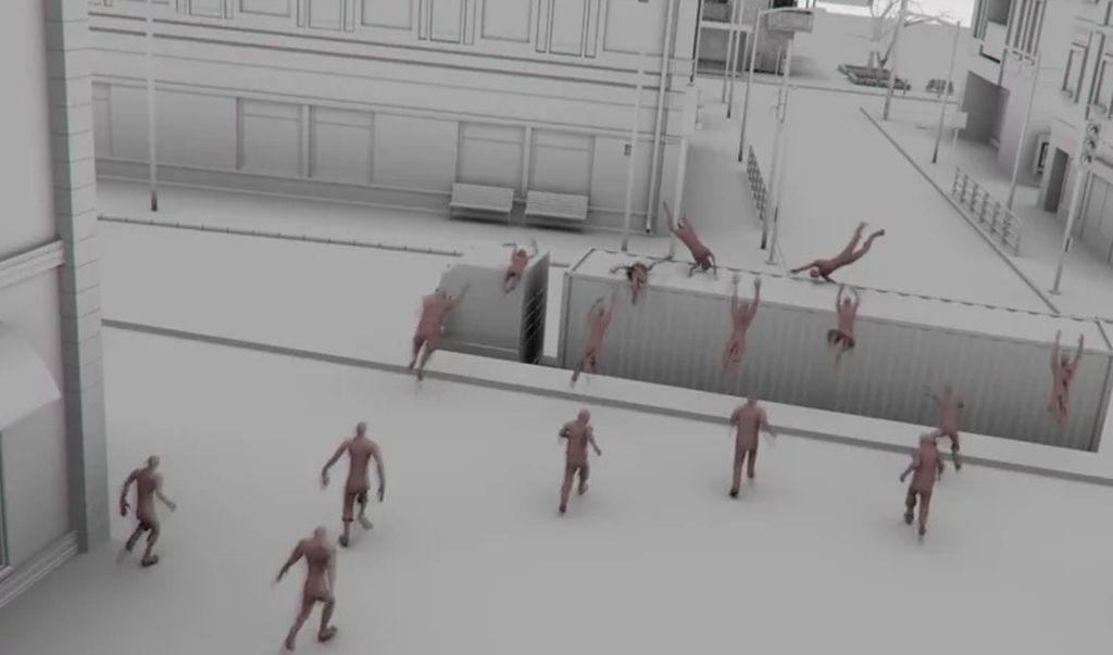 Miarmy RnD: Zombies!