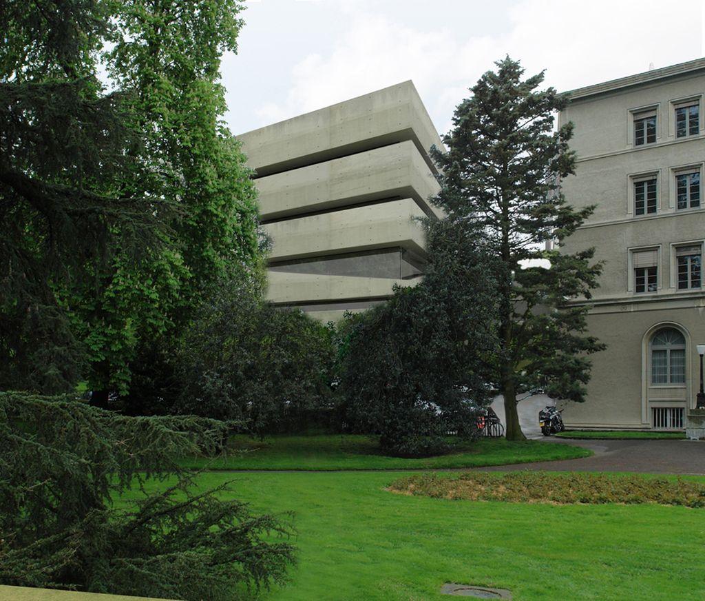 WTO center, Ginevra