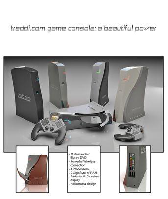 """In Ritardo Console """"treddi.com"""""""