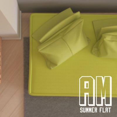 // AM Summer Flat