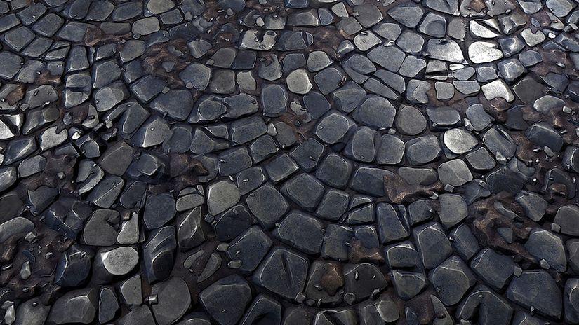 Texture di sampietrini da scaricare gratuitamtente
