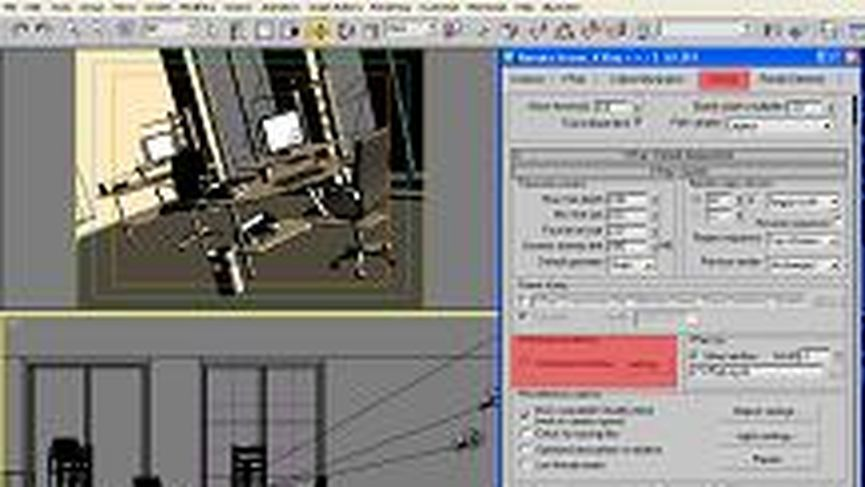 Distributed Render Con Vray.