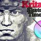 Sci-Fi Soldier Sketching Timelapse Video in Krita