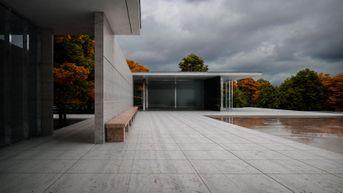 Barcelona pavilion/ Mies van der Rohe