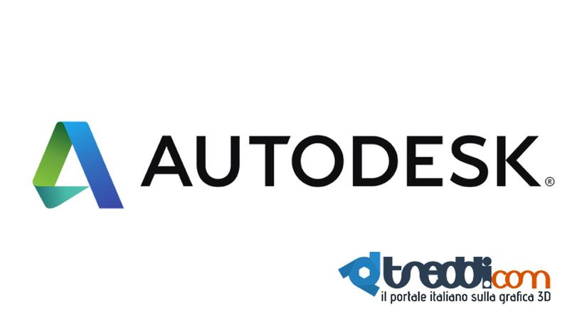 Autodesk nello shop di Treddi.com