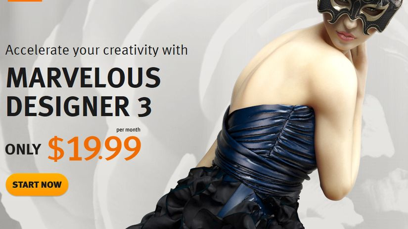 Marvelous Designer 3