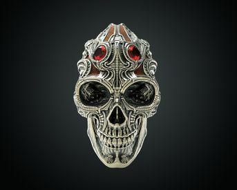 Skull Jewel