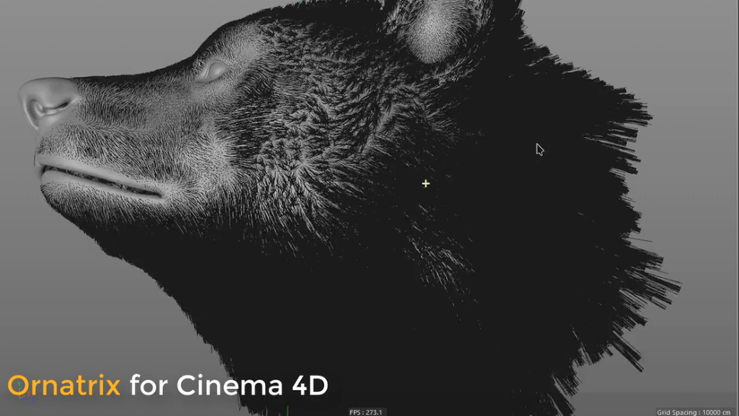 Onatrix per Cinema 4D Beta