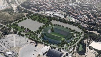 Proposta nuovo stadio di Perugia