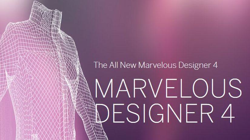 Marvelous Designer 4
