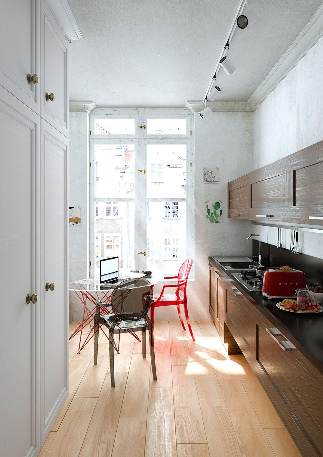 Corona Small Dining Room