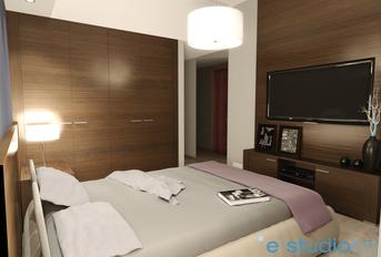 Night Bedroom Renders