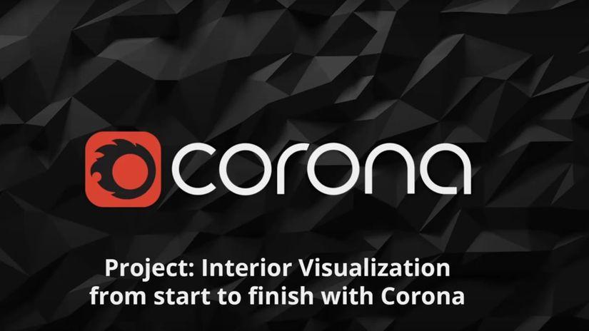 Corona Renderer: Interior Archviz, il tutorial completo