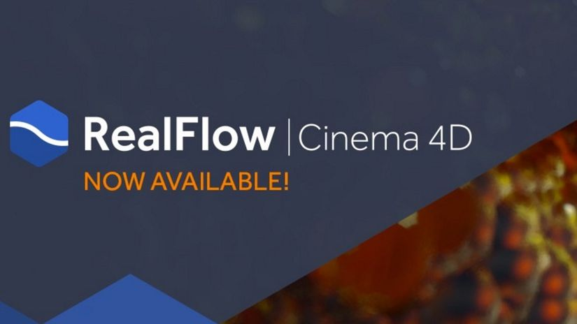Realflow per Cinema4D