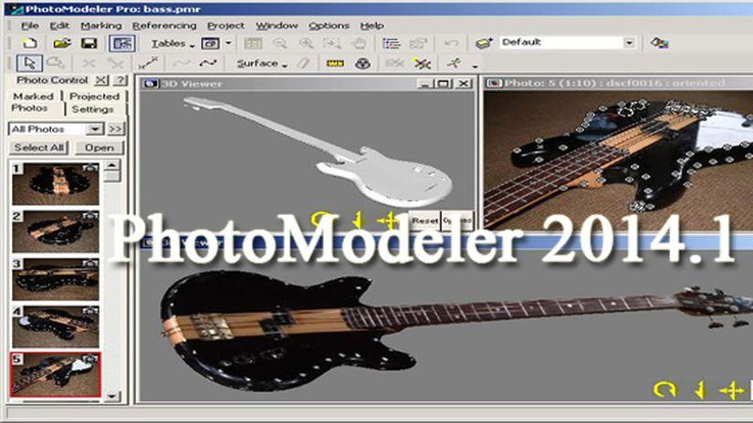 PhotoModeler 2014.1