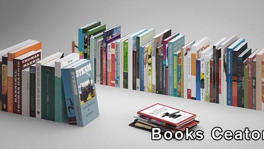 BOOKS CREATOR V1.0