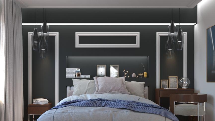 Making of   Master Bedroom