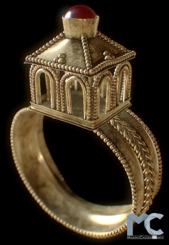 Golden Ring from Egnathia