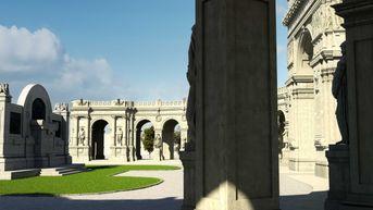 Immagini inedite del Monumento a Giuseppe Verdi
