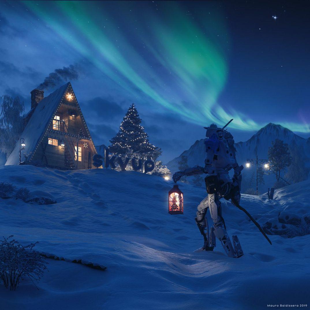 Natale molto al Nord
