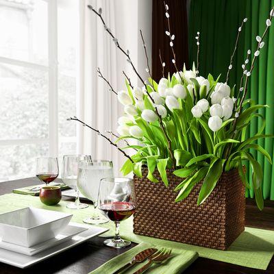 Tulip Centerpiece set