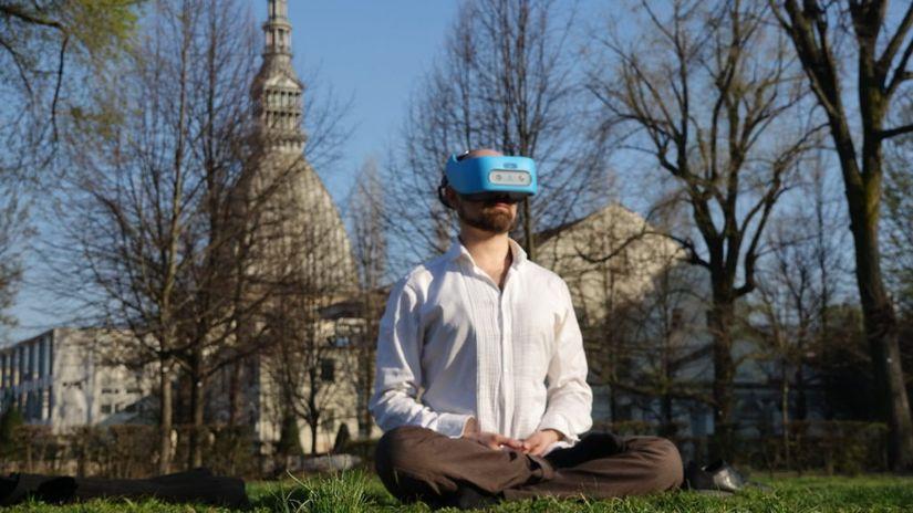 30 Days in VR - l'epica impresa di Enea Le Fons
