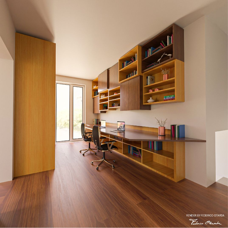 Ambente interno Studio