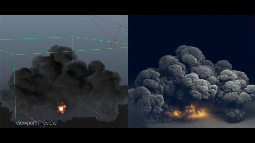 Phoenix FD 3 per Maya - al via la Beta pubblica