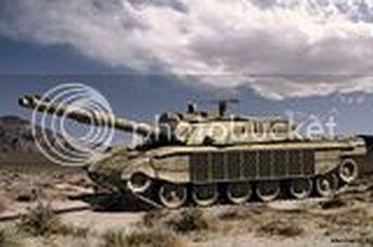 Tank Challenger II