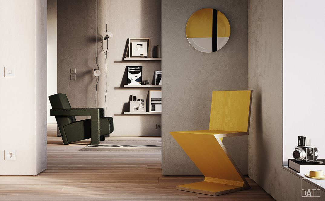 Utrecht Living Space Concept