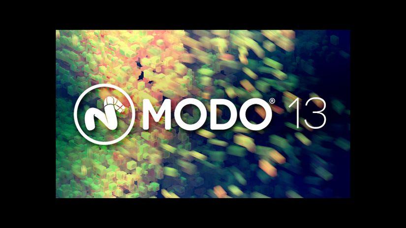 Foundry rilascia Modo 13