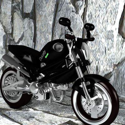 Ducaty monster