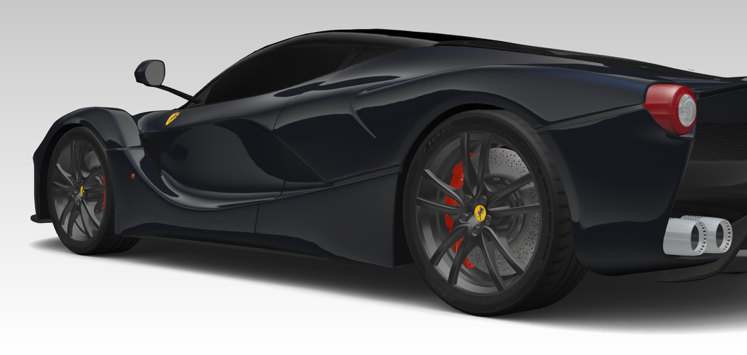 Configuratore auto 3D e webGL